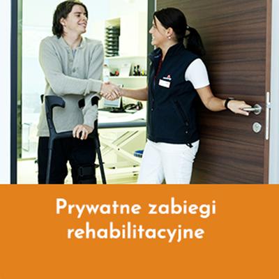 Prywatne zabiegi w gabinecie rehabilitacji